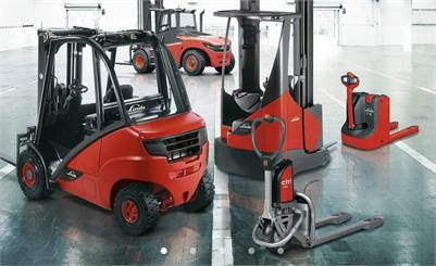 Forklift Hire All Areas
