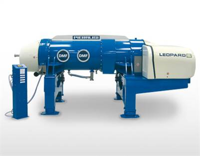 Pieralisi - Decanter Centrifuges - LEOPARD SERIES