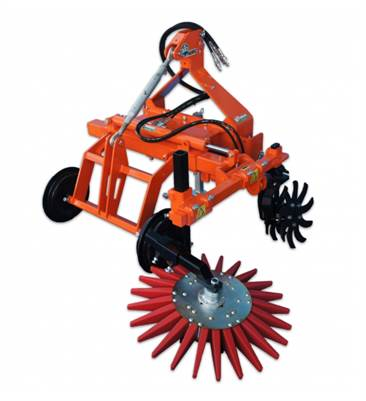 BIO-dynamic Mechanical Weeder by Rinieri