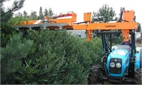 Collard Mechanical Pruning Arm for Front End Loader
