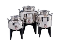 Stainless Steel Olive Oil Containers / Fustis