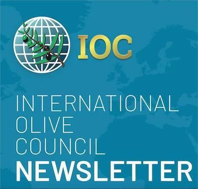 International Olive Oil Council Newsletter ~ April 2018
