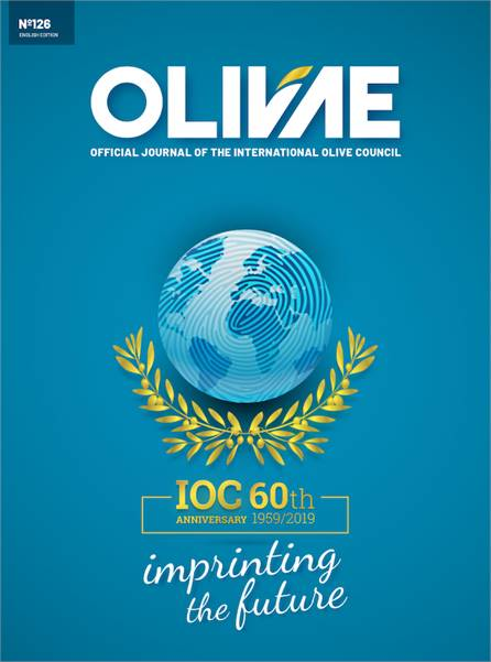 Official Journal of the International Olive Oil Council ~ OLIVAE