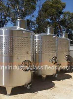 JMA Engineering ~ Stainless Steel Storage Tanks