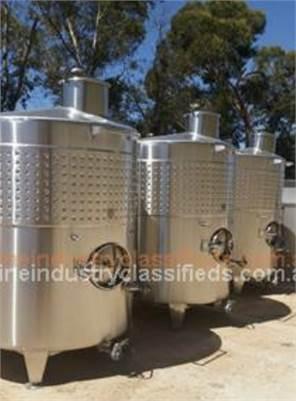 JMA Engineering ~ Stainless Steel Storage Tanks