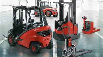 Linde Forklift - Hire & Sales