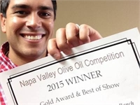 How to Win Awards by Tasting, Blending and Choosing Award-Winning Extra Virgin Olive Oil