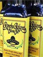 Rancho Relaxo Olive Oil