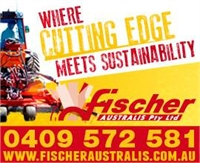 Fischer Australis  ~ Mowers and Mulchers for Olive Growing