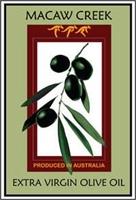 Macaw Creek Olive Oil