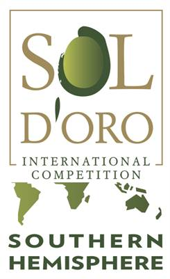 Sol D'Oro International EVOO ~ Southern Hemisphere Competition