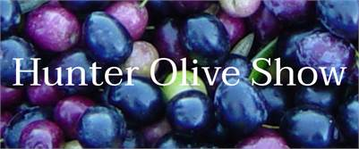 Hunter Valley Olive Show