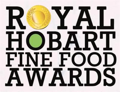 Royal Hobart Fine Food Awards