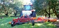 Fischer Australis  ~ Mowers and Mulchers for Olive Jurg Muggli