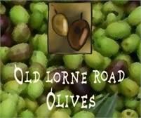 Old Lorne Road Olives Andrew Goddard