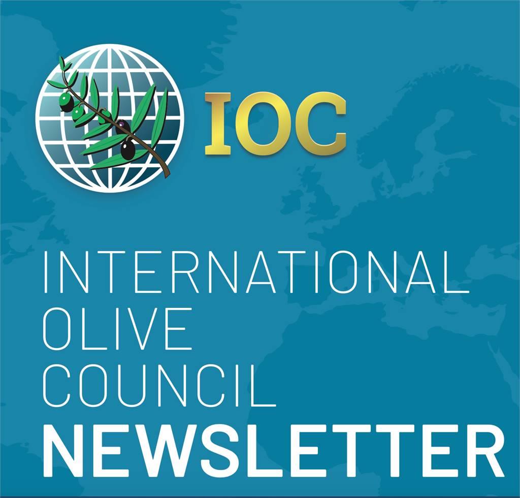 International Olive Oil Council Newsletter ~ June 2019