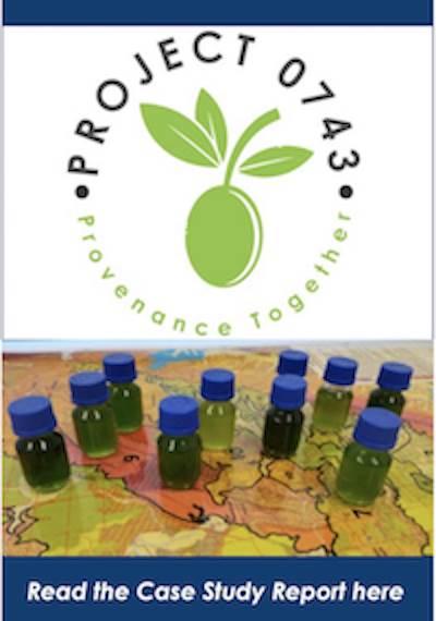 Designation of Origin and Australian Olive Products