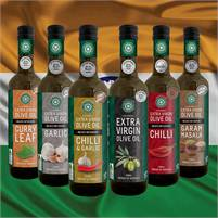 Sathya Olive Company Keith & Tanuja Sanders