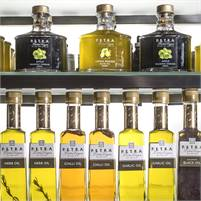 Petra Olive Oil Estate Chris and Glenda Somas