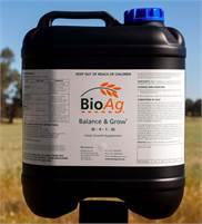 BioAg BioAg  Area Manager