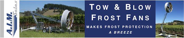 Tow and Blow Frost Fans - AIM