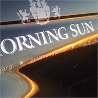 Morning Sun Olive Grove John Harper