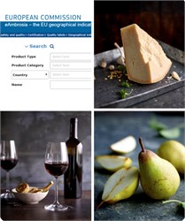 Geographical Indications for Food, Wine & Spirit Drinks in EU Now Available on New Public Database